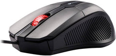 Zebronics JOY Wired Optical Mouse  (USB 2.0, USB 3.0, Black)