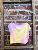Love Tree Tie Dye Tank Top Size S