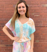 Boutique Tie Dye Shirt