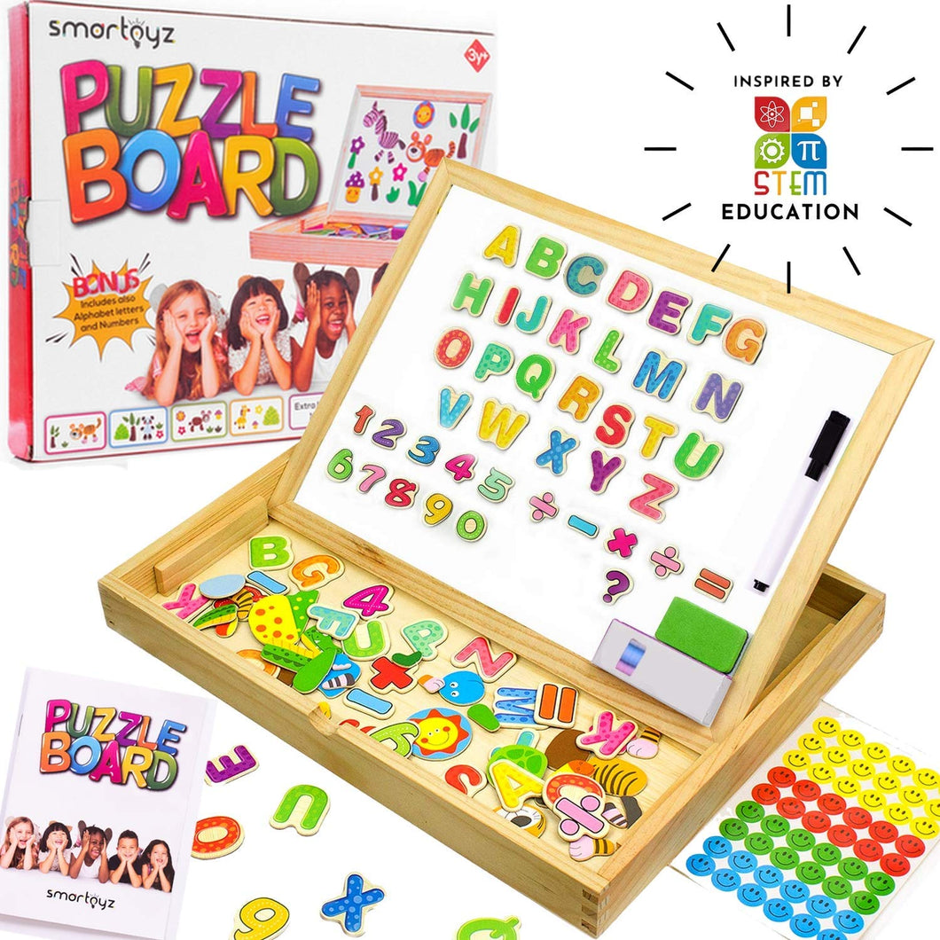 Educational Magnetic Dry Erase Board