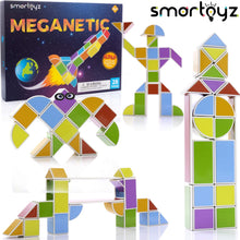 Magnetic Building Blocks and Tiles for Kids