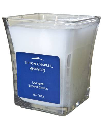 Evening Candle Lavender