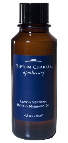 Bath & Massage Oil Lemon Verbena