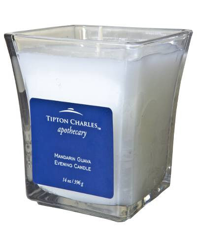 Evening Candle Mandarin Guava