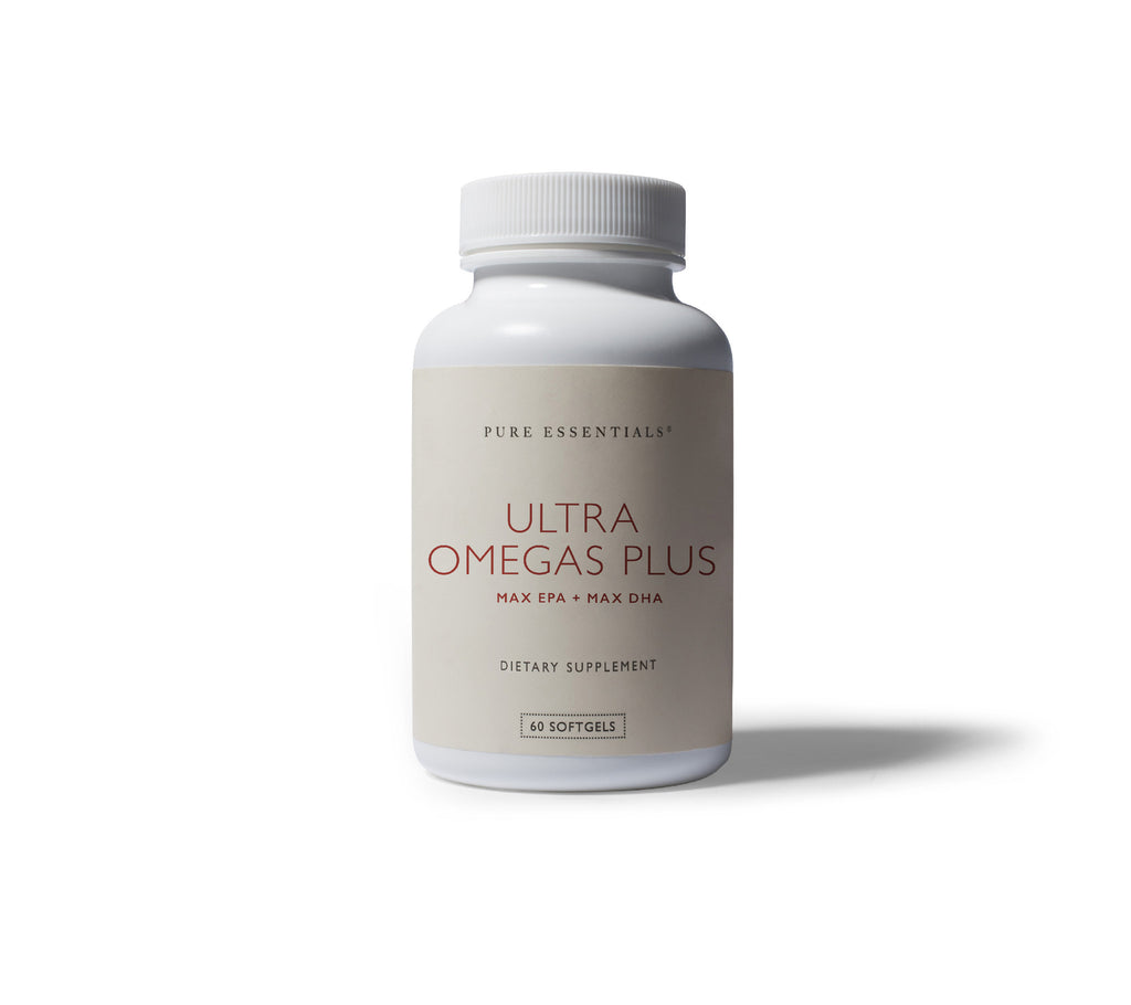 Omegas Plus (60 Softgels)