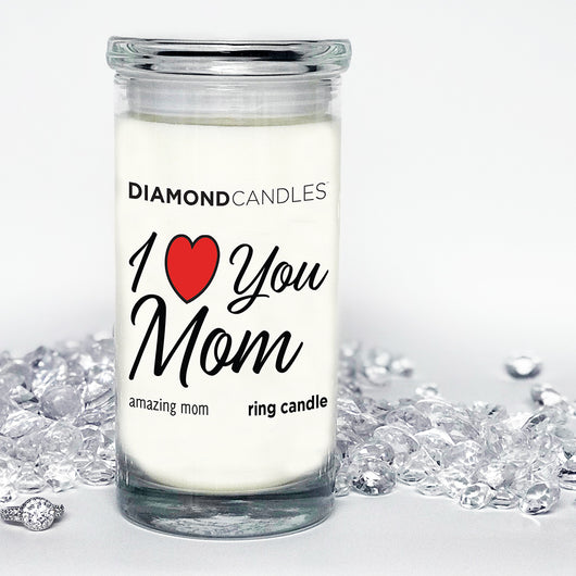Amazing Mom Ring Candle