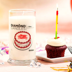 Birthday Ring Candle
