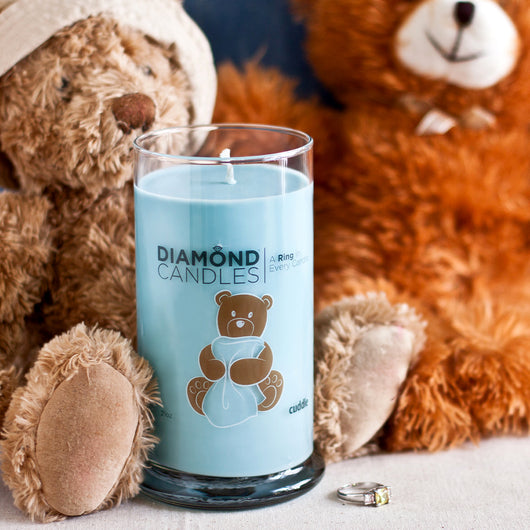 Cuddle Ring Candle
