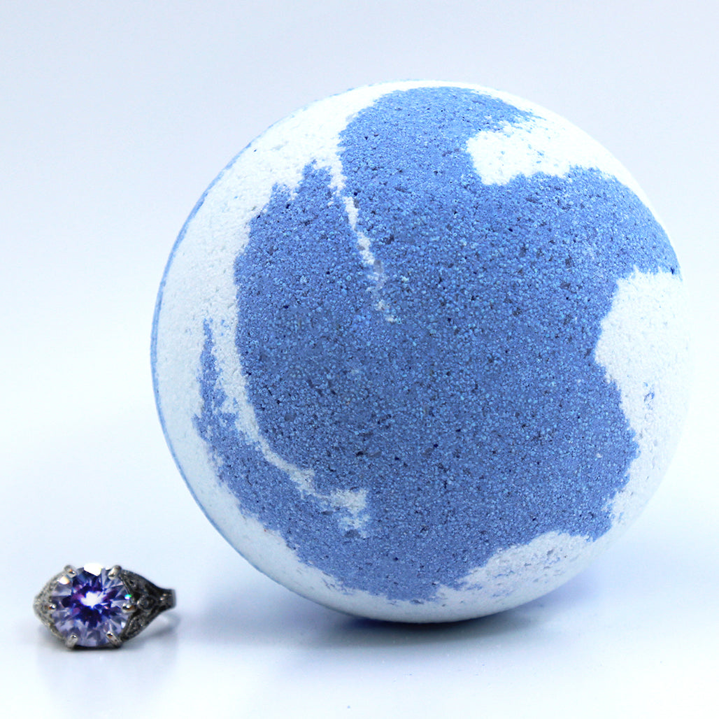 Spa Day Ring Bath Bomb
