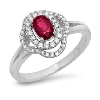 0.27CT 11-12/HI 0.46CT Ruby