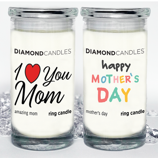 Mother's Day Ring Candle Bundle
