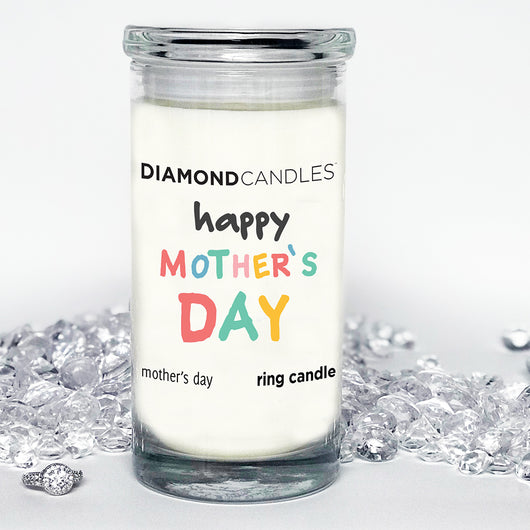 Mother's Day Ring Candle
