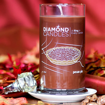 Pecan Pie Ring Candle