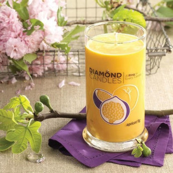 Apricot Fig Ring Candle