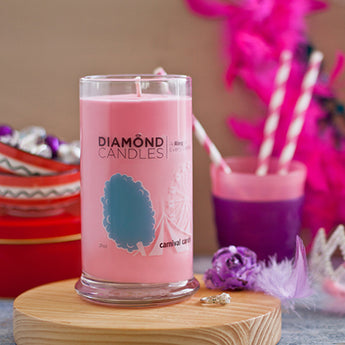 Carnival Candy Ring Candle