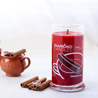 Cinnamon Tea Ring Candle