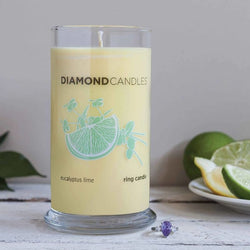 Eucalyptus Lime Ring Candle