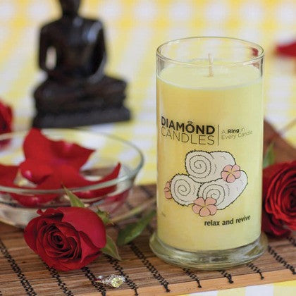 Relax & Revive Ring Candle