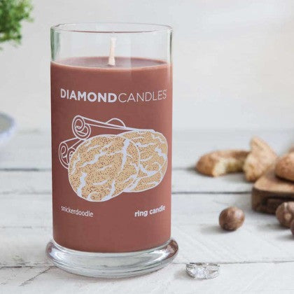 Snickerdoodle Ring Candle