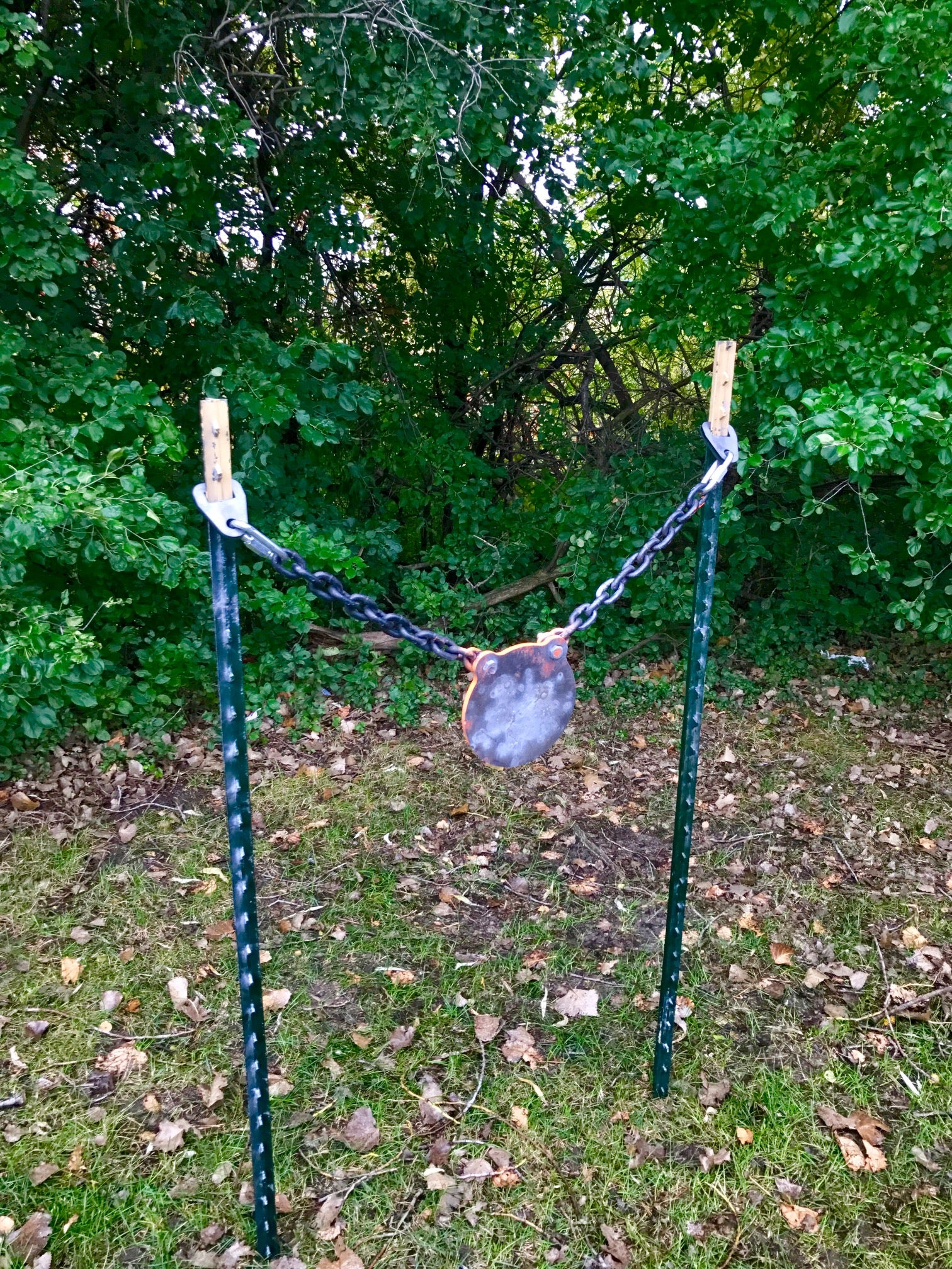 ... Fence Post Hanger   Set Of Two