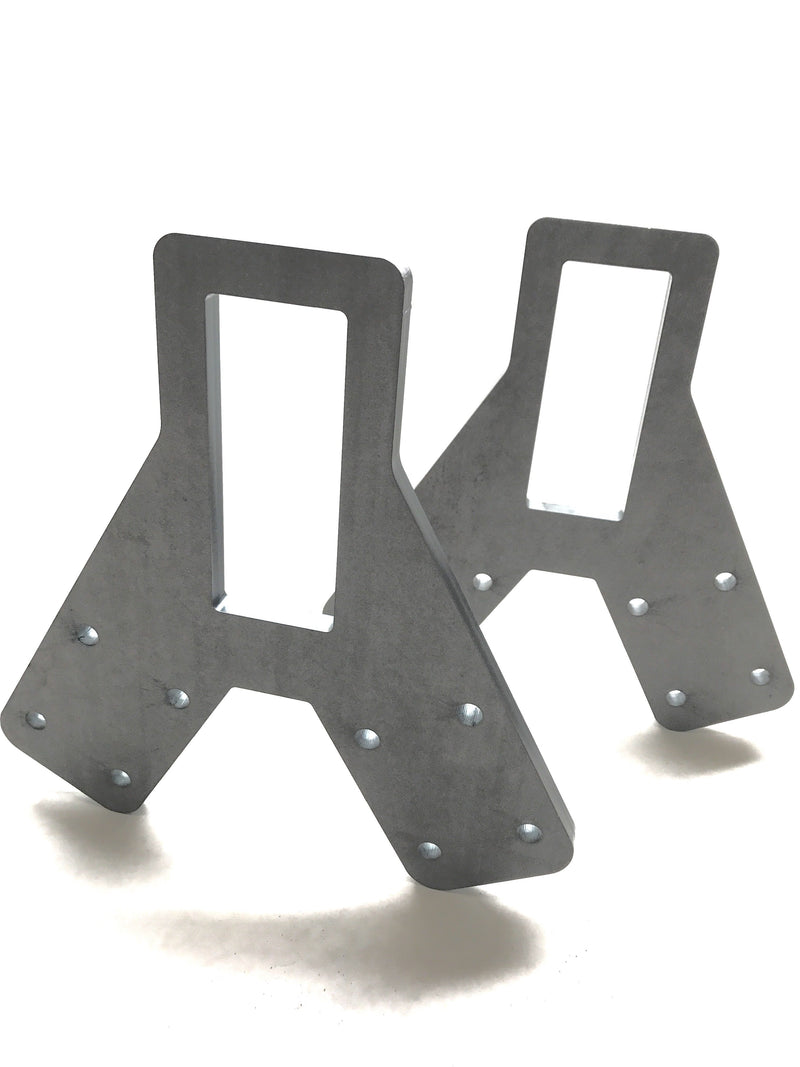 2x4 Gong Stand Bracket
