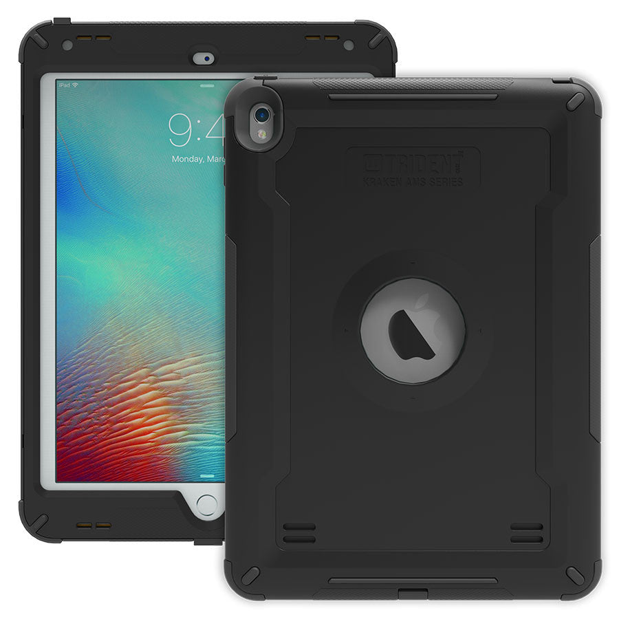 Trident Case Kraken For Ipad 9.7 Gen 5 (2017) - Black | BaRRiL