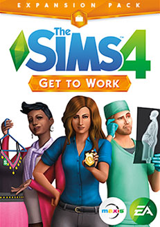The Sims 4 Get To Work | BaRRiL