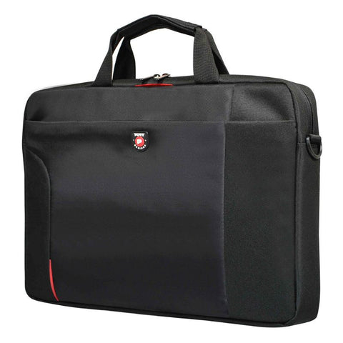 "PORT Designs - Houston Top Loading 15.6"" Laptop Bag - Black, Accessories, Port, BaRRiL - BaRRiL"