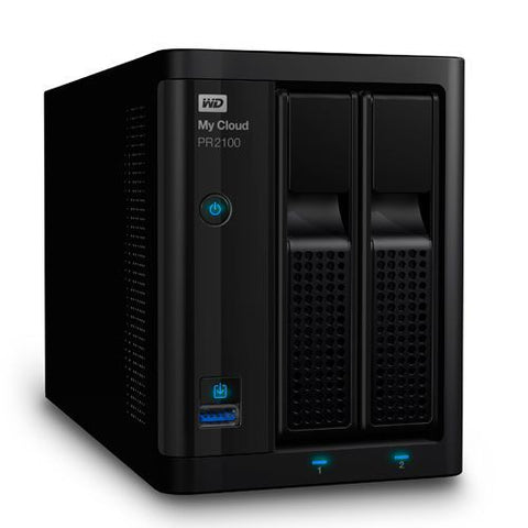 Western Digital MY CLOUD PR2100  Personal Cloud Storage 8TB  NAS  | BaRRiL