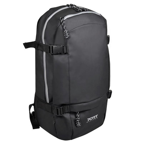 "PORT Designs - Brooklyn BackPack 15.6"" - Black, Accessories, Port, BaRRiL - BaRRiL"