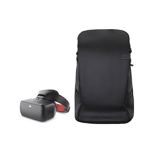 DJI Goggles Racing Edition +DJI Goggles Carry More Backpack  | BaRRiL