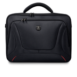 "PORT Designs - Courchevel Clamshell 15.6"" Laptop Bag - Black, Accessories, Port, BaRRiL - BaRRiL"