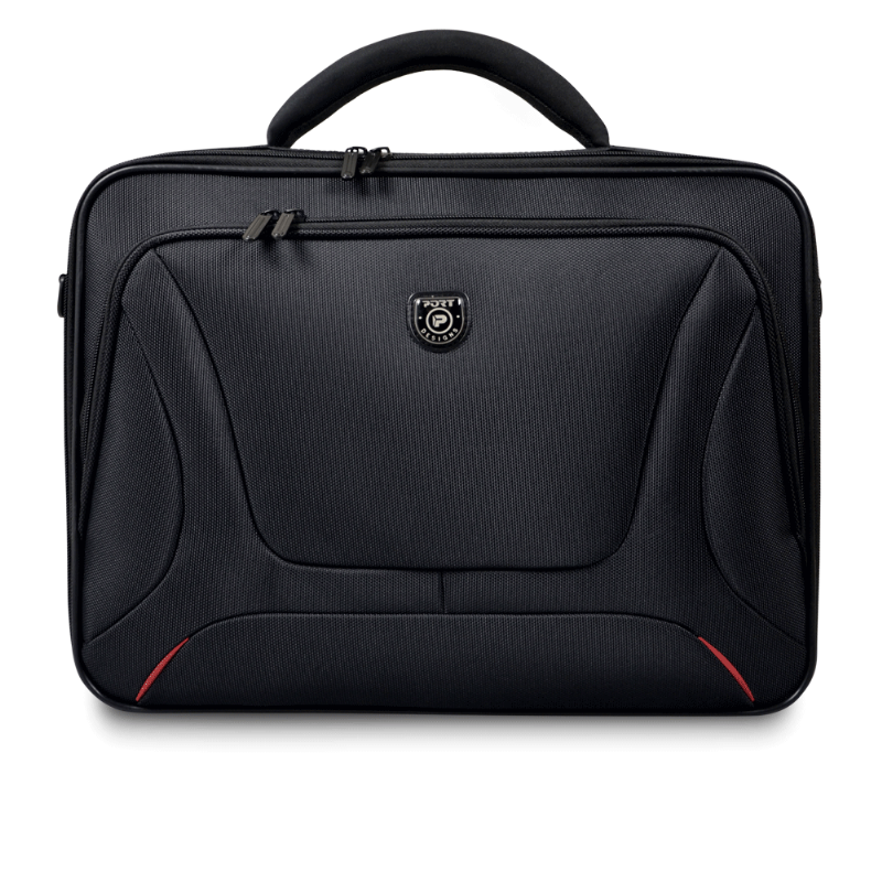 "PORT Designs - Courchevel Clamshell 17.3"" Laptop Bag - Black, Accessories, Port, BaRRiL - BaRRiL"