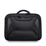 "PORT Designs - Manhattan Clamshell 15.6"" Laptop Bag - Black, Accessories, Port, BaRRiL - BaRRiL"