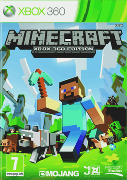 Minecraft XBOX 360  | BaRRiL