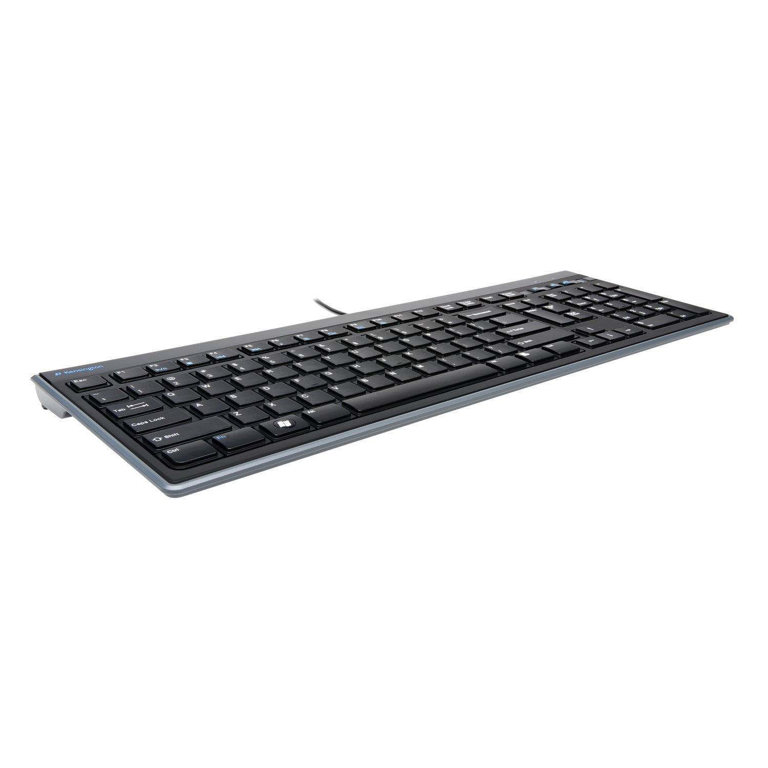 Kensington Advance Fit™ Full-Size Slim Keyboard, Accessories, Kensington, BaRRiL - BaRRiL