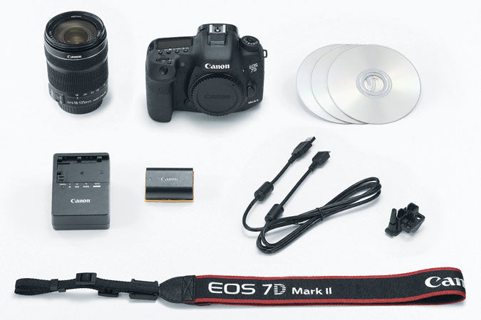 Canon Eos 7D Mk Ii +18-135 Is Lens Kit, Camera, Canon, BaRRiL - BaRRiL