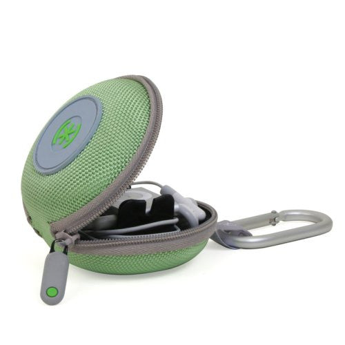 Speck 2G iPod Shuffle Puck - Carrier Case - Green | BaRRiL