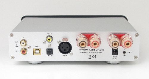 Firestone Audio 50W Class-D Stereo Digital Power Amp | BaRRiL