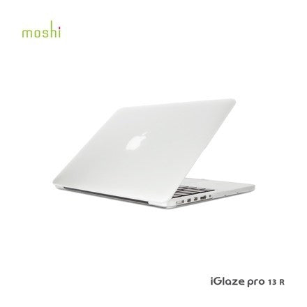 "Moshi iGlaze MacBook Pro Retina 13"" - Stealth Clear 