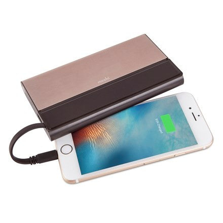 Moshi Ion Bank 10K Portable Battery - Sunset Bronze | BaRRiL