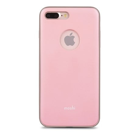 Moshi iGlaze iPhone 7 Plus - Blush Pink | BaRRiL