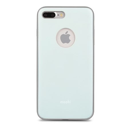 Moshi iGlaze iPhone 7 Plus - Powder Blue | BaRRiL