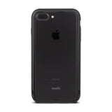 Moshi Luxe iPhone 7 Plus - Black | BaRRiL