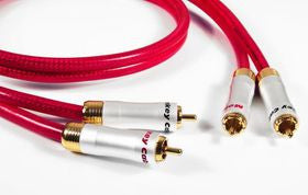 Monkey Cable Clarity Analogue 1M- 2X Rca To 2X Rca An