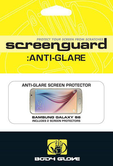 Body Glove Antiglare Screen Guards Galaxy S6 2 X Pack Anti Glare, Accessories, Body Glove, BaRRiL - BaRRiL