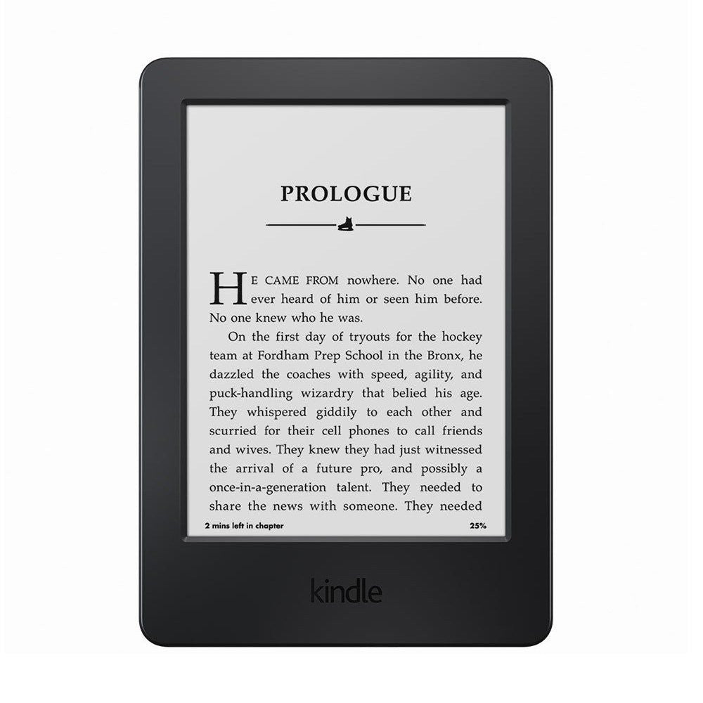 BaRRiL Amazon Kindle Generation 8 Touch e-Reader with WiFi