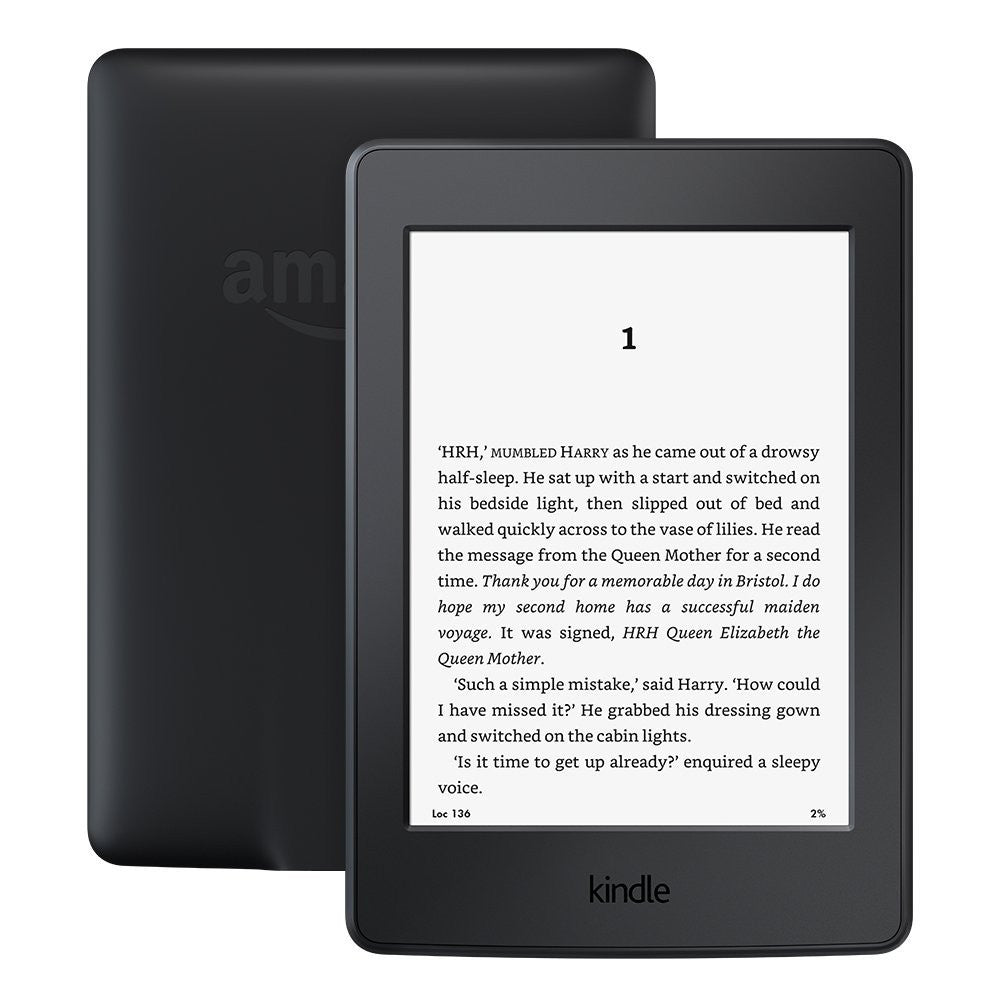 BaRRiL By design, Amazon Kindle Paperwhite is purpose-built for reading
