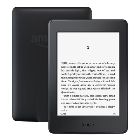Amazon Kindle Paperwhite WiFi, E-reader, Amazon, BaRRiL - BaRRiL