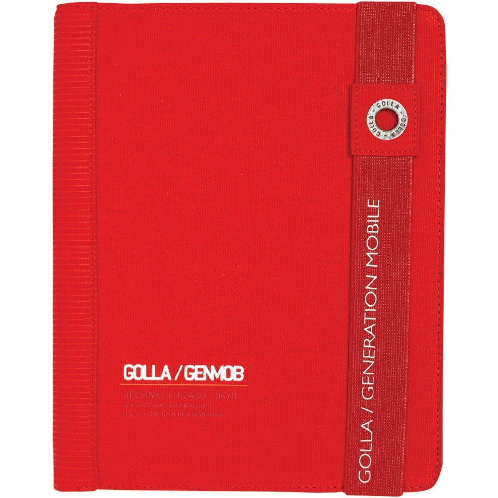 Golla Tablet Folder PAZ IPAD 2 Red | BaRRiL